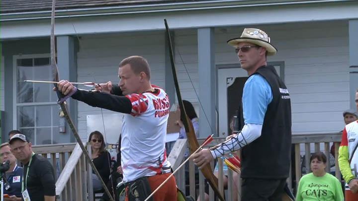 3d archery chempionship